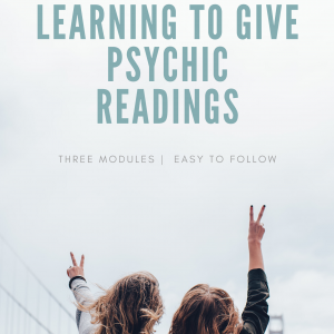 learn to give psychic readings